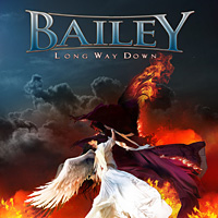 [Bailey Long Way Down Album Cover]