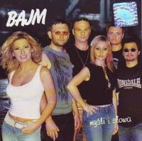 [Bajm Myli i Slowa  Album Cover]