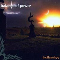[Balance of Power Heathenology Album Cover]