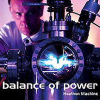 [Balance of Power Heathen Machine Album Cover]