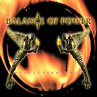 [Balance of Power Perfect Balance Album Cover]