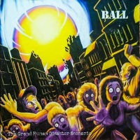 [Ball The Grand Human Disaster Scenario Album Cover]