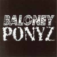 Baloney Ponyz Baloney Ponyz Album Cover