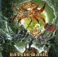 [Bal Sagoth Battle Magic Album Cover]