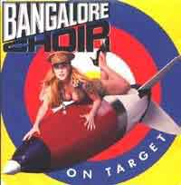 Bangalore Choir On Target Album Cover