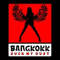 Bangkokk Suck My Dust Album Cover
