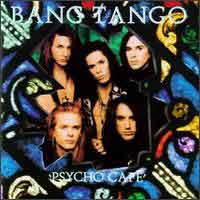 [Bang Tango Psycho Cafe Album Cover]