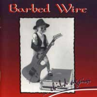 [Barbed Wire ...Child Again Album Cover]