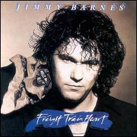 Jimmy Barnes Freight Train Heart Album Cover