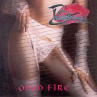 [Barracuda Open Fire Album Cover]
