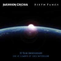 [Barren Cross Birth Pangs Album Cover]