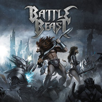 Battle Beast Battle Beast Album Cover