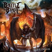 [Battle Beast Unholy Savior Album Cover]