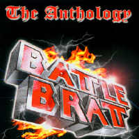 Battle Bratt The Anthology Album Cover