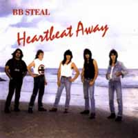 [BB Steal Heartbeat Away Album Cover]