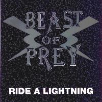 [Beast Of Prey Ride A Lightning Album Cover]