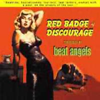 [Beat Angels Red Badge Of Discourage Album Cover]