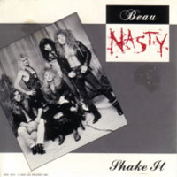 Beau Nasty Dirty, But Well Dressed Album Cover