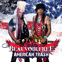 [Beauvoir/Free American Trash Album Cover]