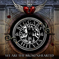 [Beggars and Thieves We Are the Brokenhearted Album Cover]