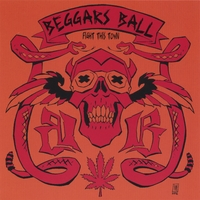 [Beggars Ball Fight This Town Album Cover]
