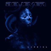 [Believer Gabriel Album Cover]