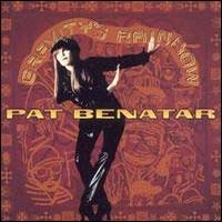 [Pat Benatar Gravity's Rainbow Album Cover]