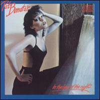 [Pat Benatar In The Heat Of The Night Album Cover]