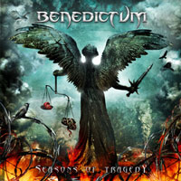 [Benedictum Seasons Of Tragedy Album Cover]