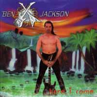 Ben Jackson Here I Come Album Cover