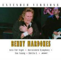 [Benny Mardones Extended Versions Album Cover]