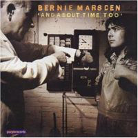 Bernie Marsden And About Time Too Album Cover