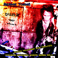 [Bernie Torme Punk or What Album Cover]