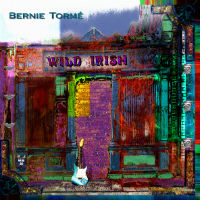 [Bernie Torme Wild Irish Album Cover]