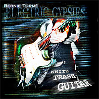 [Bernie Torme White Trash Guitar Album Cover]