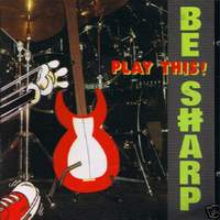 [Be Sharp Play This Album Cover]