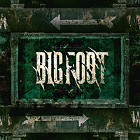[Bigfoot Bigfoot Album Cover]