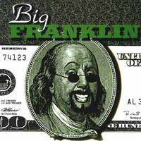 [Big Franklin Buy the Ticket...Take the Ride Album Cover]