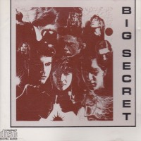 [Big Secret Big Secret Album Cover]