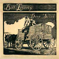 Bill Leverty Deep South Album Cover