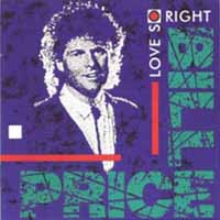 [Bill Price Love So Right Album Cover]