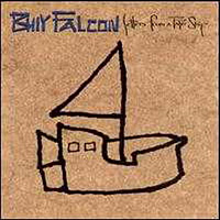 [Billy Falcon Letters from a Paper Ship Album Cover]
