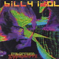 [Billy Idol Cyberpunk Album Cover]