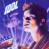 [Billy Idol Charmed Life Album Cover]