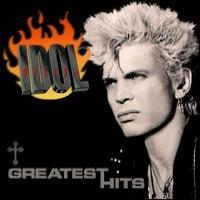 [Billy Idol Greatest Hits Album Cover]