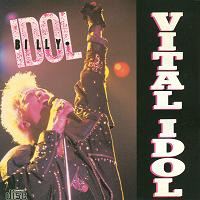 [Billy Idol Vital Idol Album Cover]