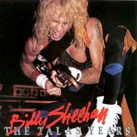 [Billy Sheehan The Talas Years Album Cover]