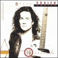 [Billy Squier The Best Of Billy Squier: 16 Strokes Album Cover]
