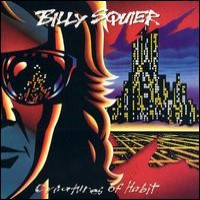 [Billy Squier Creatures Of Habit Album Cover]