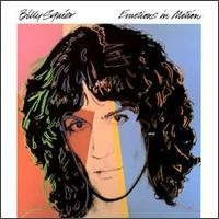 [Billy Squier Emotions In Motion Album Cover]